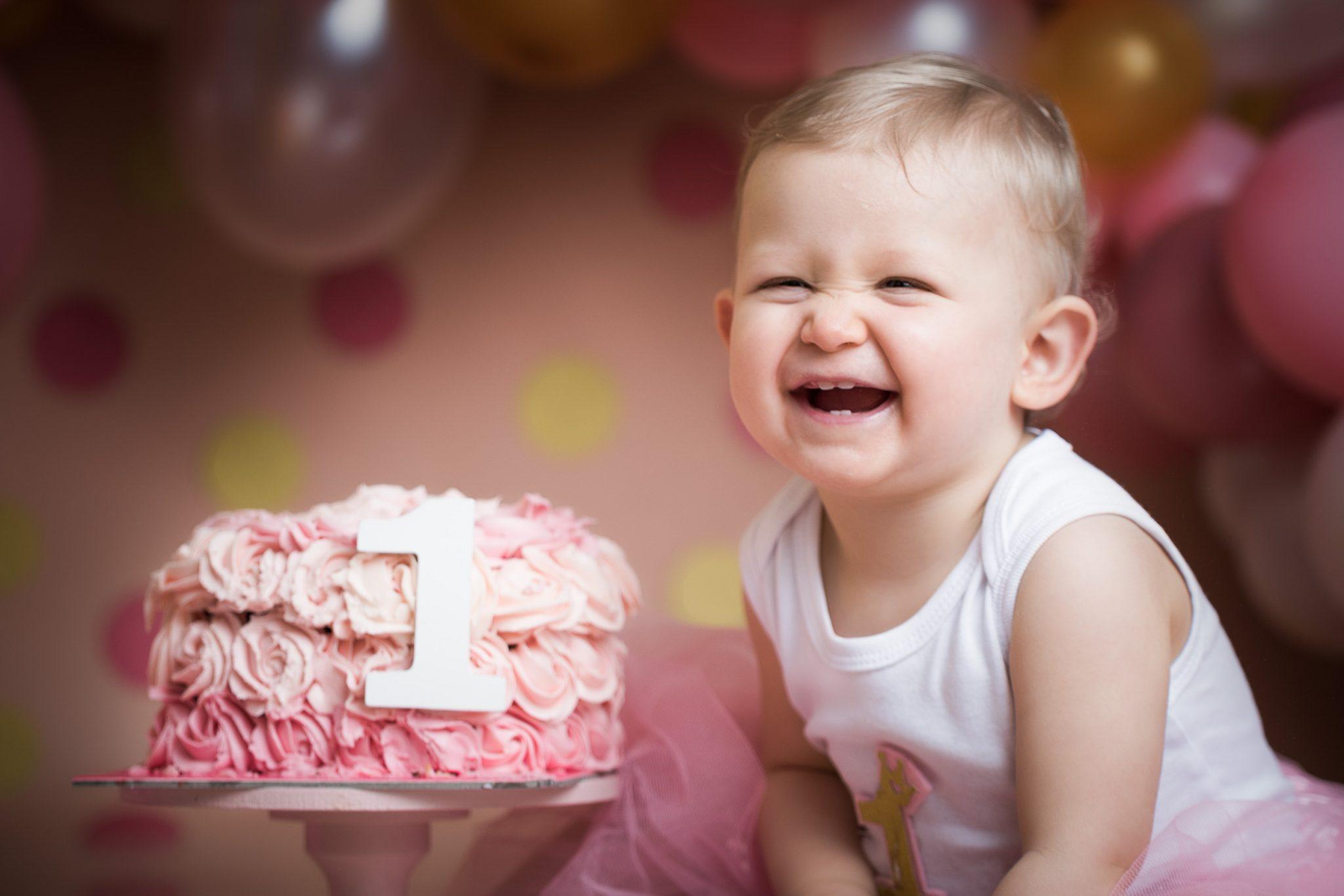 Pequenas Memórias - Fotografia Smash The Cake
