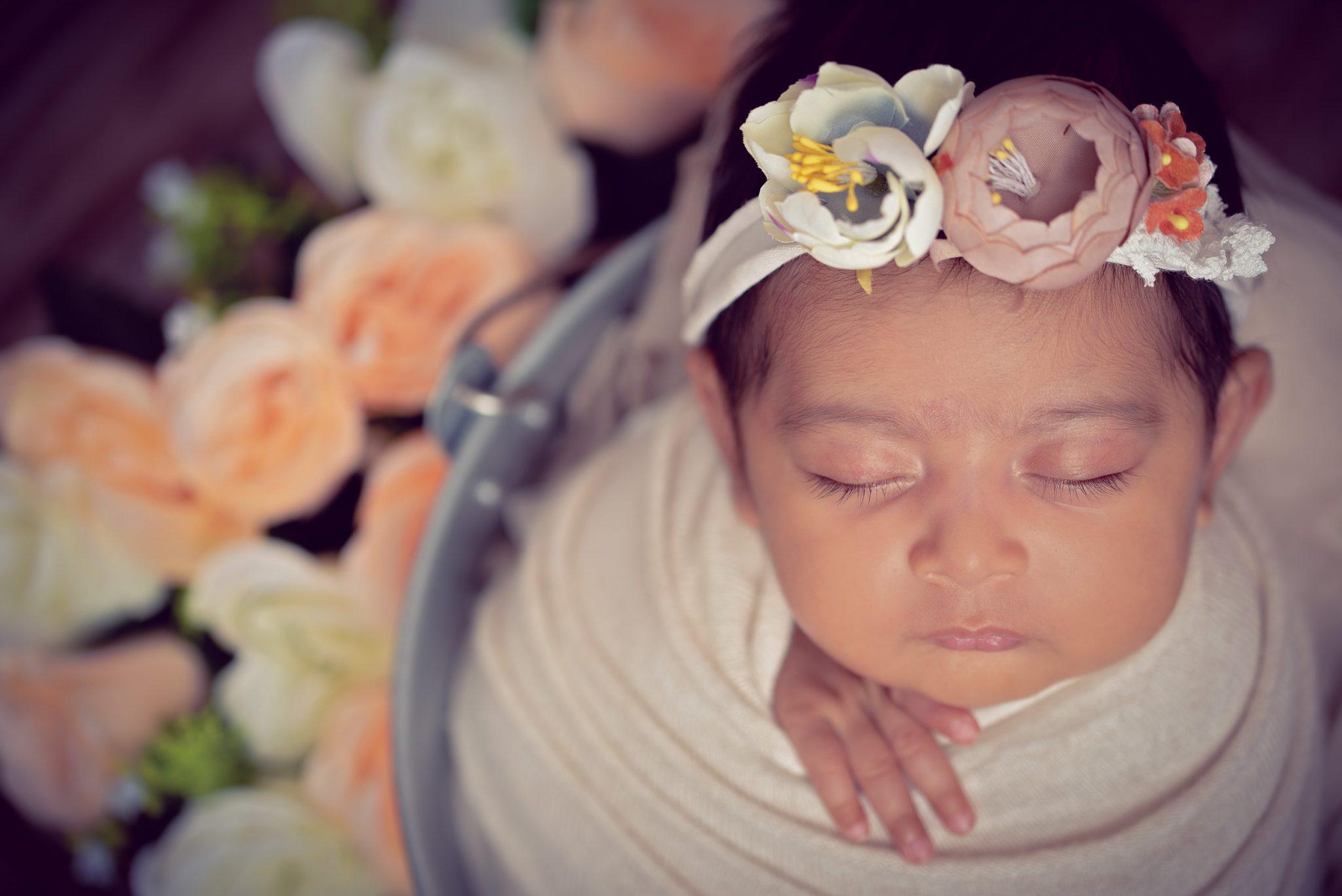 Pequenas Memórias - Fotografia Newborn